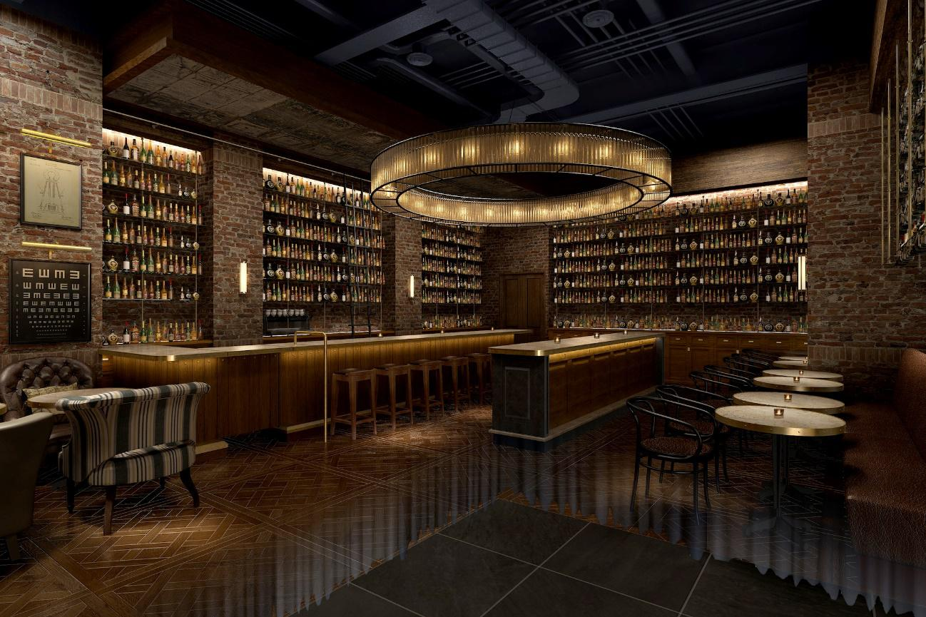 2016年10月3日(月)、1000種の世界のウィスキーが並ぶ圧巻のバー&ラウンジ 「TOKYO Whisky Library  が表参道にグランドオープン!