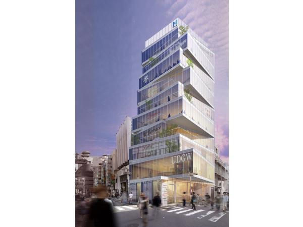 渋谷センター街に新たな商業施設「HULIC &New SHIBUYA」が5月26日(金)オープン。