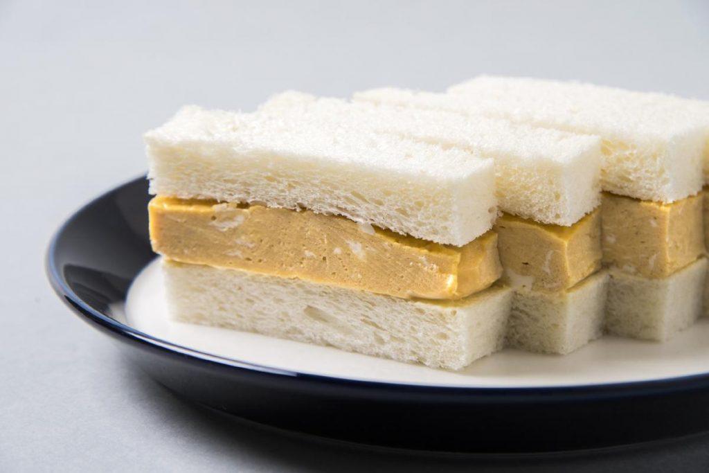 「エッグベネディクト」「黒毛和牛のラザニア」「卵サンド」などもあるのでランチなどでも利用できるところも良い。