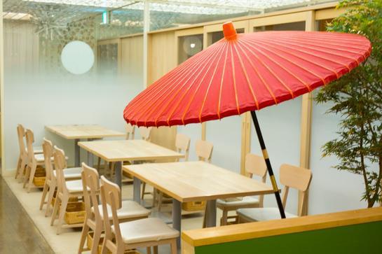 """ハワイで展開されている本格的な抹茶が味わえる抹茶スイーツ専門店抹茶スイーツ専門店「抹茶カフェ舞妓」が""""逆輸入""""という形で本場、日本へやってきた。"""