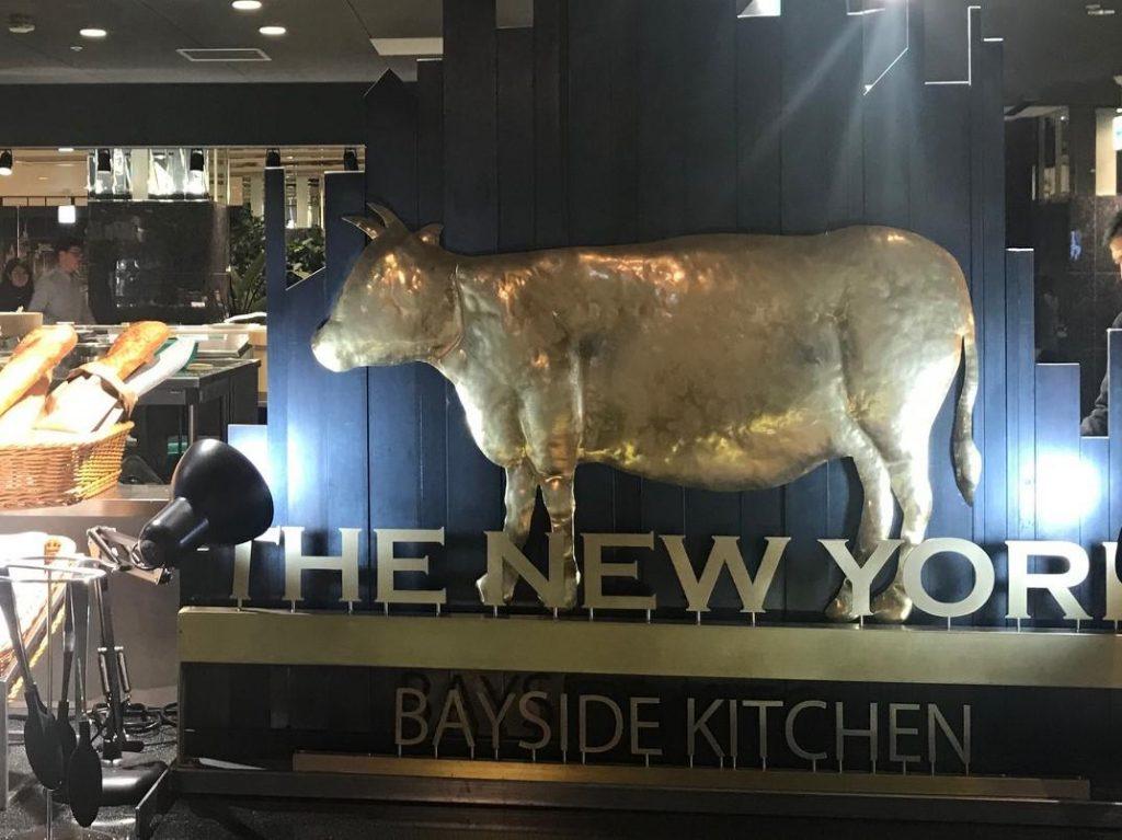 千葉ポートタウン5Fに2017年12月22日にリニューアルオープンしたという 「THE NY BAYSIDE KITCHEN」の体験レポ―ト