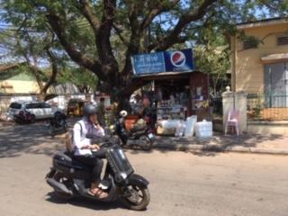 カンボジアの街2