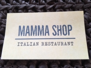 『MAMMA SHOP』(イタリアン)