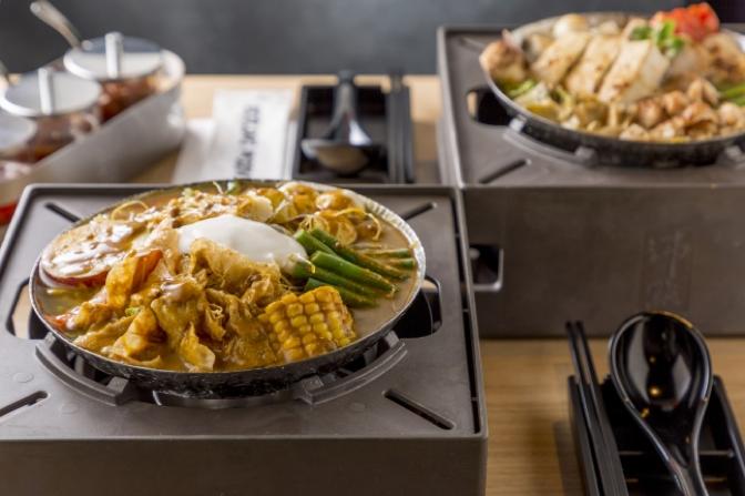アメリカを中心に海外で30店舗以上を展開する台湾一人鍋専門店【BOILNG POINT】が渋谷に日本初上陸!